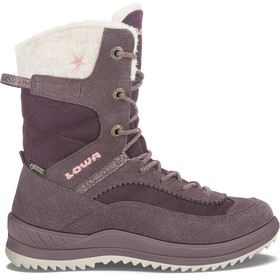Lowa Emma GTX High-Cut Stiefel Kinder wine red